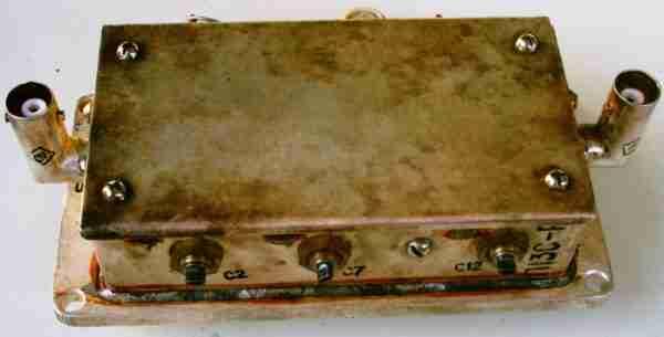 Усилитель мощности ВЧ на 144 МГц
