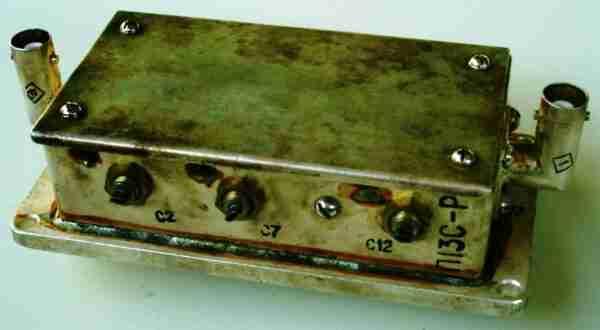Усилитель ВЧ на 144 МГц