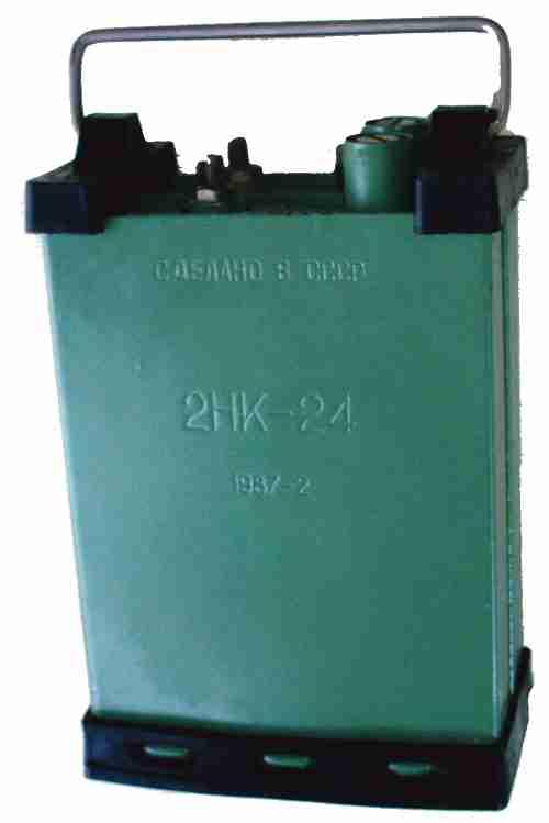 2НК-24 аккумулятор никель - кадмиевый