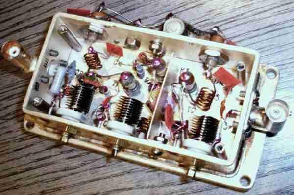 Усилитель мощности на 144 МГц