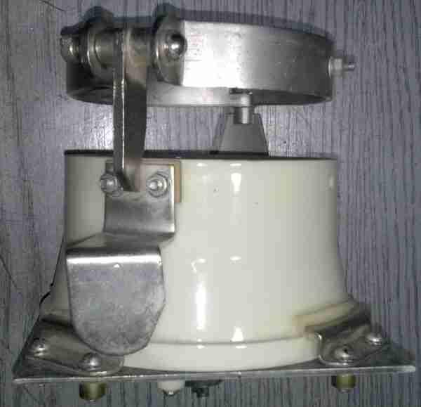Панелька радиолампы ГУ43Б