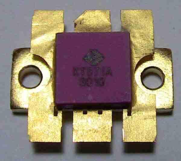 Транзисторы КТ971А кремниевые эпитаксиально-планарные структуры n-p-n генераторные