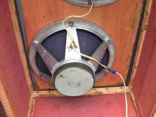 Акустическая система на динамиках 30ГД-301