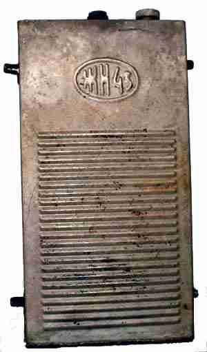 ЖН-45 аккумулятор железно-никелевый