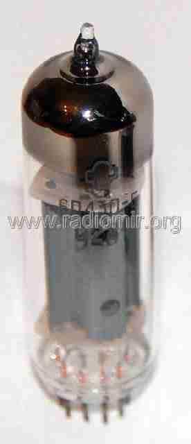 6П43П радиолампа