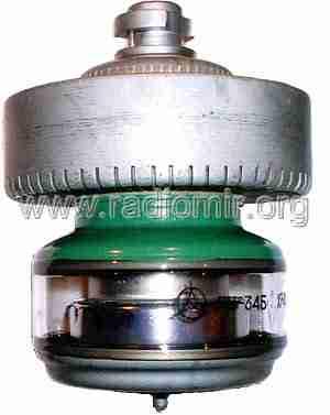 ГУ34Б Радиолампа мощный тетрод генераторный