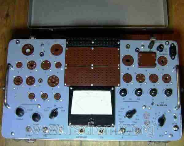 Л3-3 - Измеритель параметров электронных ламп