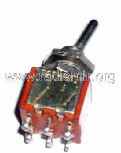 П2Т-1-1В переключатель тумблер