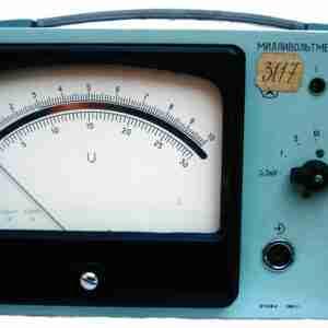 В3-33 Вольтметр