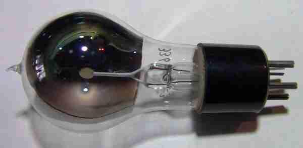 Сурьмяно-цезиевый фотоэлемент