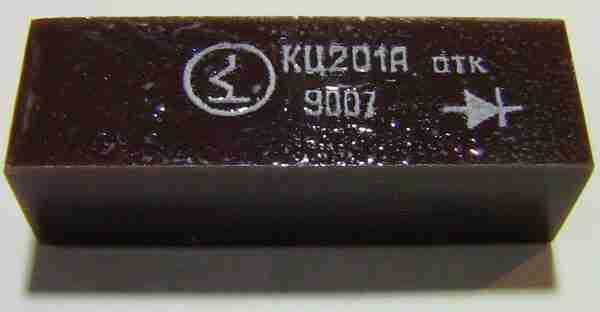 КЦ201А высоковольтный выпрямительный диодный столб