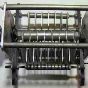 Конденсатор переменной ёмкости анодный высоковольтный