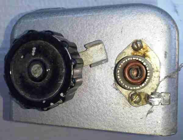 Антенное КВ согласующее устройство