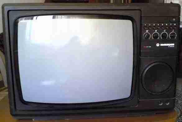 Электрон Ц-382 Д-И телевизор