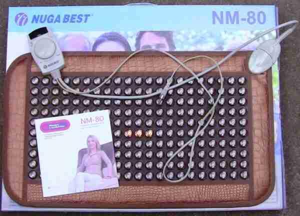 NM-80 турманиевый ковёр NUGA BEST