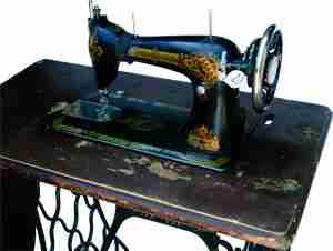 Госшвеймашина швейная машина